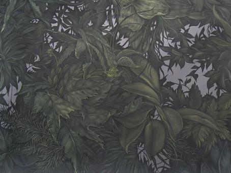 Gardner exhibits in The Botanical Turn