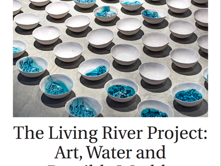 eCatalogue published for The Living River Project exhibition