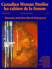 Canadian Women's Studies Journal, Vol. 23, No. 2