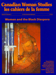 Canadian Women's Studies Journal, Vol. 23, No. 2