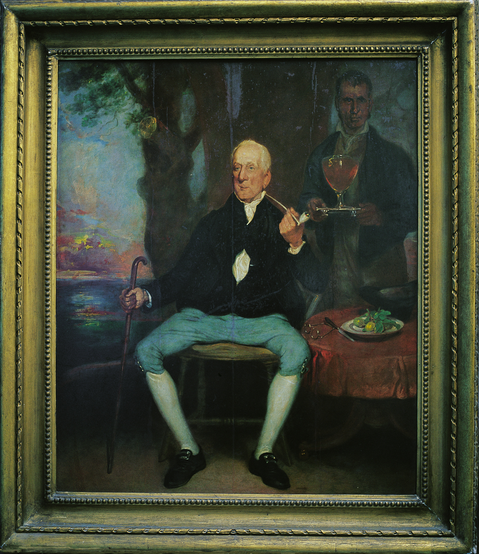 Portrait of Seale Yearwood Esq.