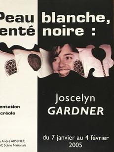 Peau blanche, parente noire Solo Exhibition Catalogue