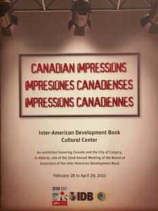 Canadian Impressions catalogue