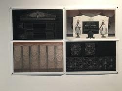 Black Mary print sheet