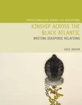 Gardner's art on cover of 'Kinship Across the Black Atlantic' by Gigi Adair