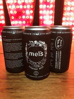 Mel's Everyday Beer
