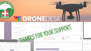 DRONEDESK provides access to software to speed up drone searches