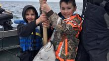 Taking the kids fishing!
