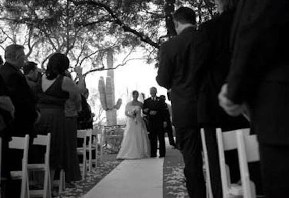 Wedding Ceremony in Ft. Hills