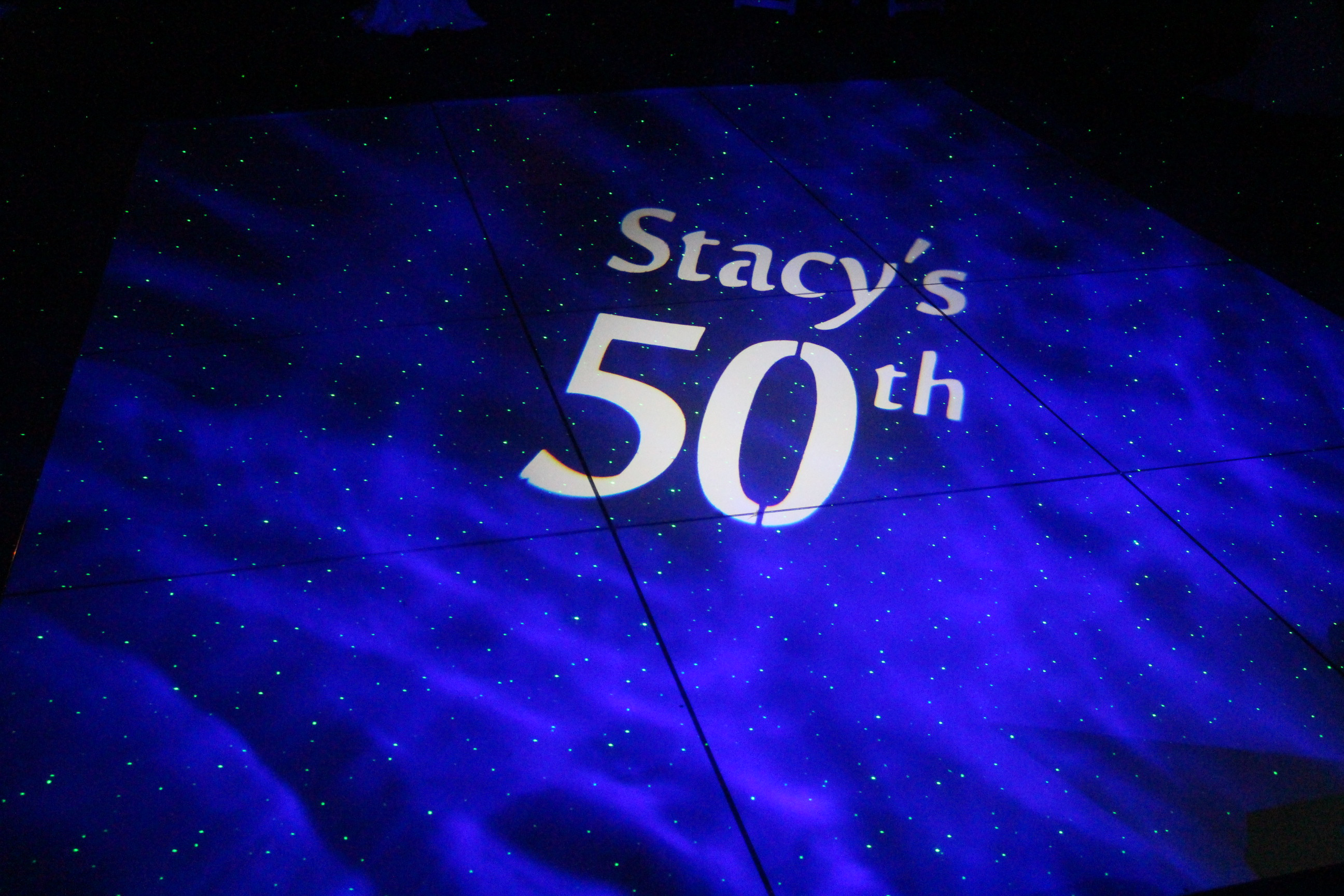 Gobo Image + Starry Night