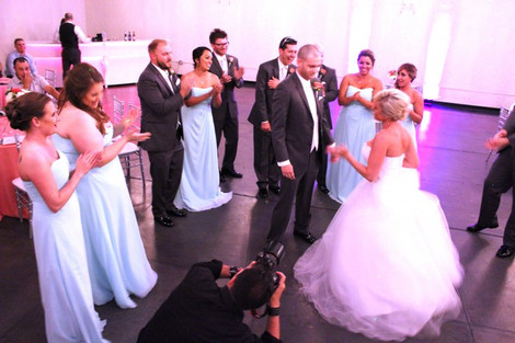 Wedding Bridal Dance