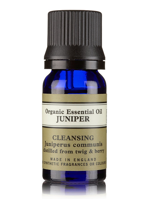 Juniper Organic Essential Oil