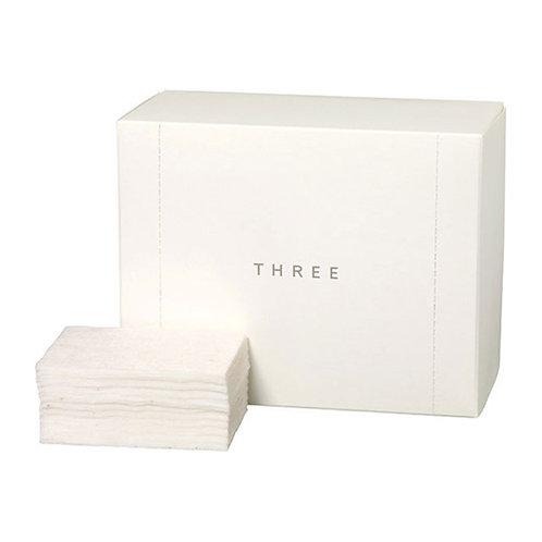 THREE Organic Cotton 100pcs