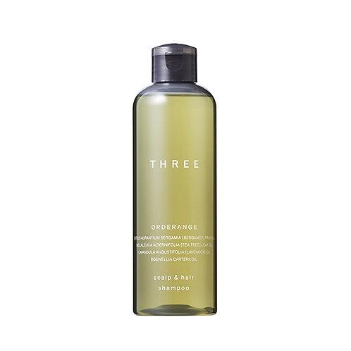 THREE Scalp & Hair Orderange Shampoo R 250ml