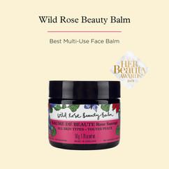Wild Rose Beauty Balm