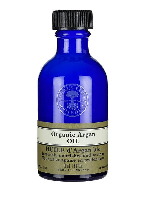 Minyak Argan Organik