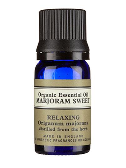 Marjoram Sweet Organic Essential Oil