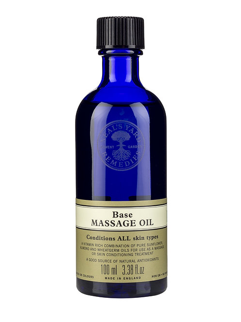 Base Massage Oil