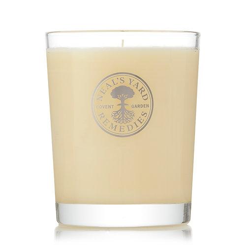 Organic Aromatherapy Candle Calming