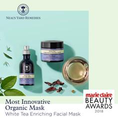 White Tea Enriching Facial Mask