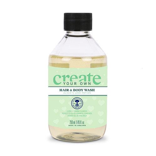 Alicia Tan - Create Your Own Hair & Body Wash