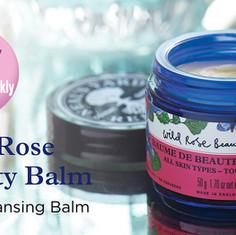 Best Cleansing Balm - Wild Rose Beauty Balm