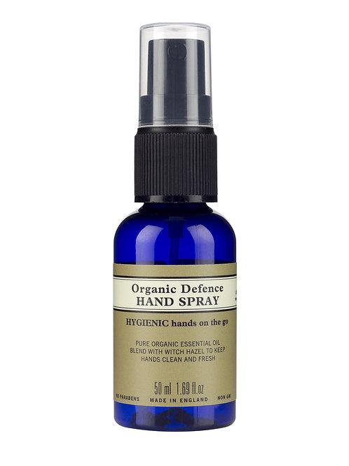 Organic Defence Hand Spray