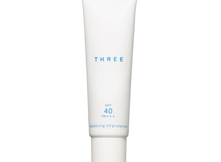 THREE Balancing UV Protector, your SOS to #StopTheSun!