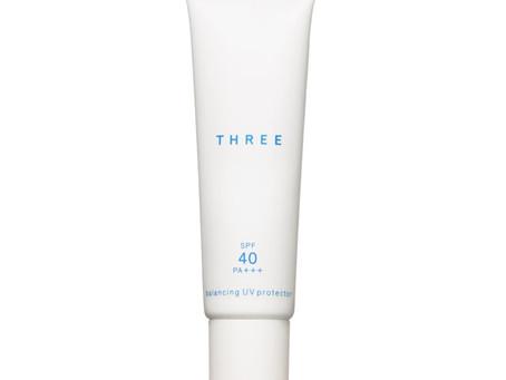 THREE Balancing UV Protector, your SOS to #StopTheSun!