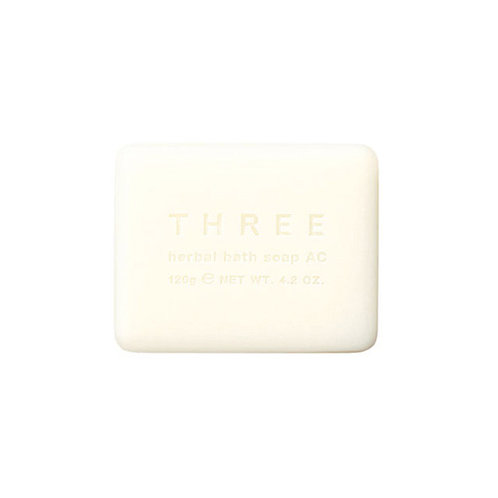 THREE Herbal Bath Soap AC 120g