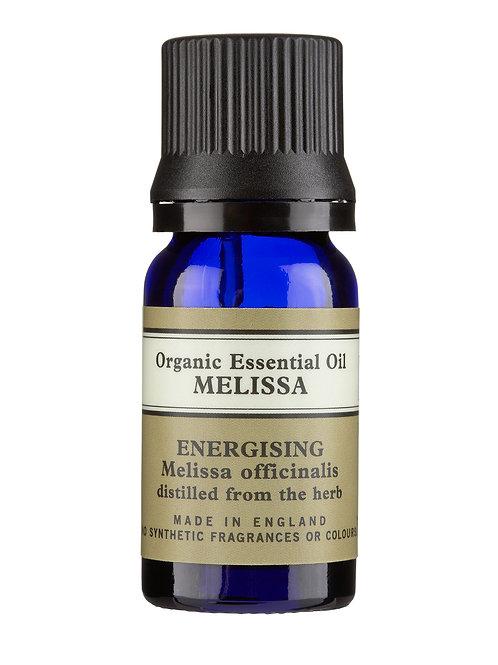 Melissa Organic Essential Oil