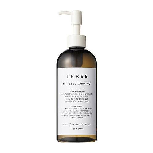 THREE Full Body Wash AC 300ml