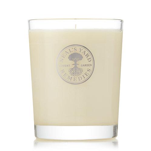 Organic Aromatherapy Candle Balancing 190g