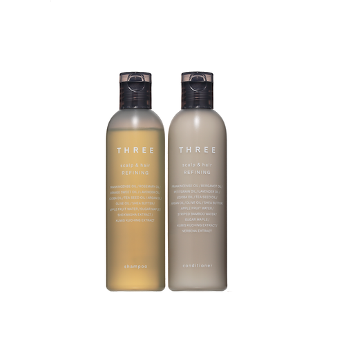 Refreshed & Refined Hair Mini Kit