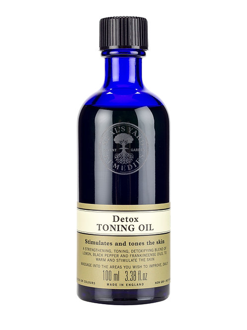 Detox Toning Oil