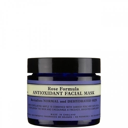 Rose Formula Antioxidant Facial Mask