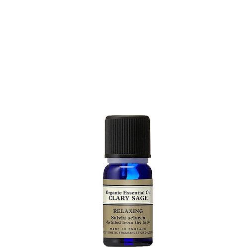 Clary Sage Organic Essential Oil