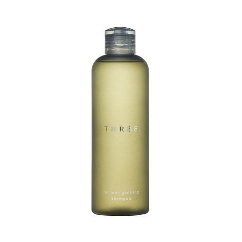 THREE Men Gentling Shampoo 250ml