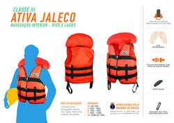 Ativa Jaleco