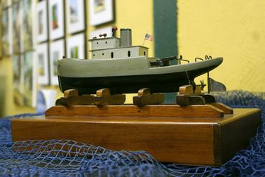 Barco Miniatura