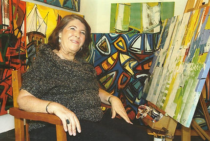Diaa Huidobro artista