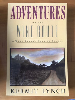 Kermit Lynch Adventures on the Wine Route