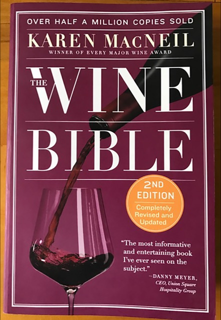 Karen MacNeil The Wine Bible