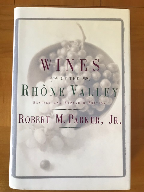 Robert Parker Rhone Valley 1997