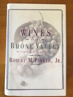 Robert Parker Rhone Valley 1997