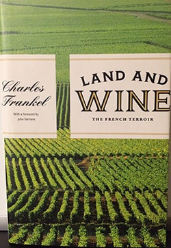 Charles Frankel Land and Wine