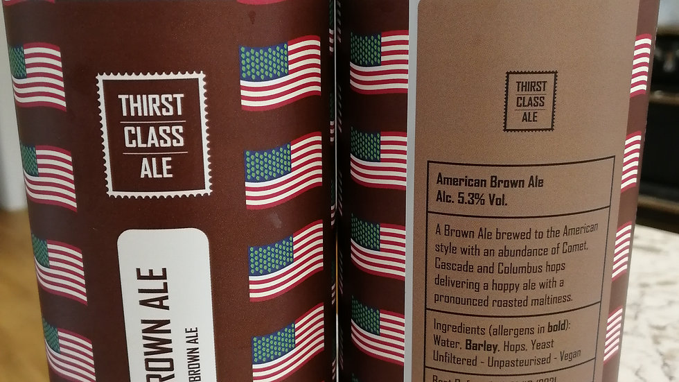 Thirst Class - American Brown Ale