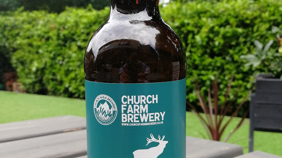 Church Farm Medium Cider