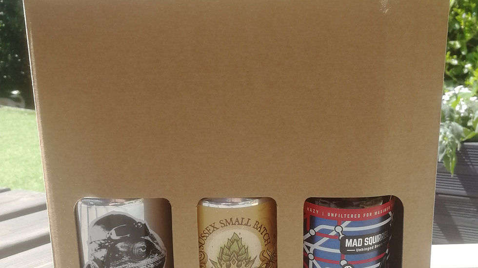 Gift Box Mixed Cans