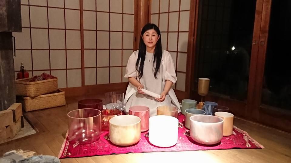 2017.11 岩手県盛岡 愛宕下「川村かなえ癒しのサウンド」1